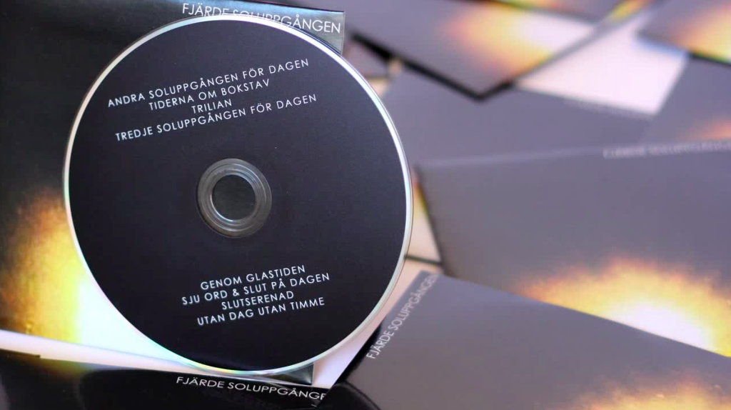 Fjärde Soluppgången - An instrumental synth, rock and electronic release from 2010. Eight tracks of synth, rock and monotonic ambient.