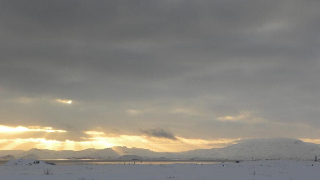 Iceland in winter. Photo: Sanjin Đumišić.