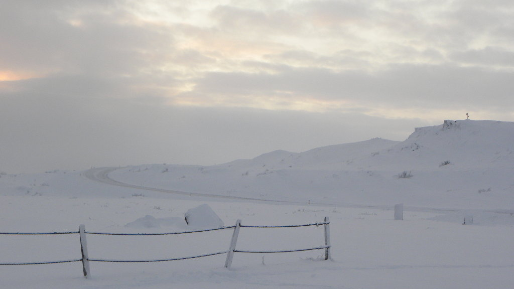 Iceland in winter. Photo: Sanjin Đumišić.