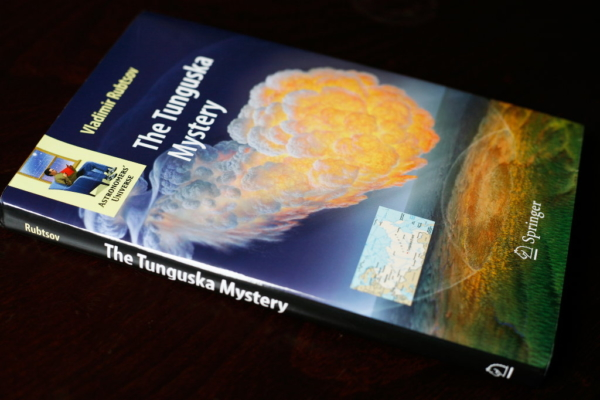 The Tunguska Mystery 1908 – Book by Vladimir Rubtsov