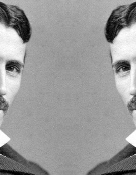 2 favorite books about Nikola Tesla