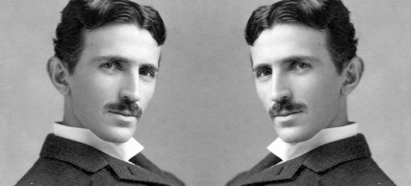 2 favorite books about Nikola Tesla