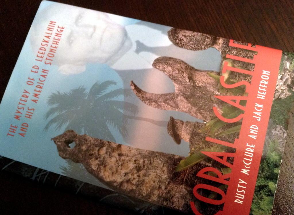 Edward Leedskalnin (1887-1951) – The best book about Coral Castle