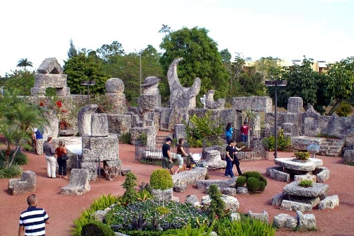 Coral Castle. Photo: coralcastle.com.