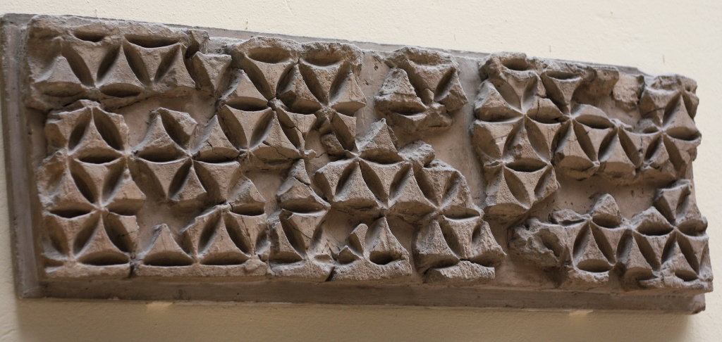 Sumerian flower of life, Pergamon Museum Berlin. Photo: Sanjin Đumišić.
