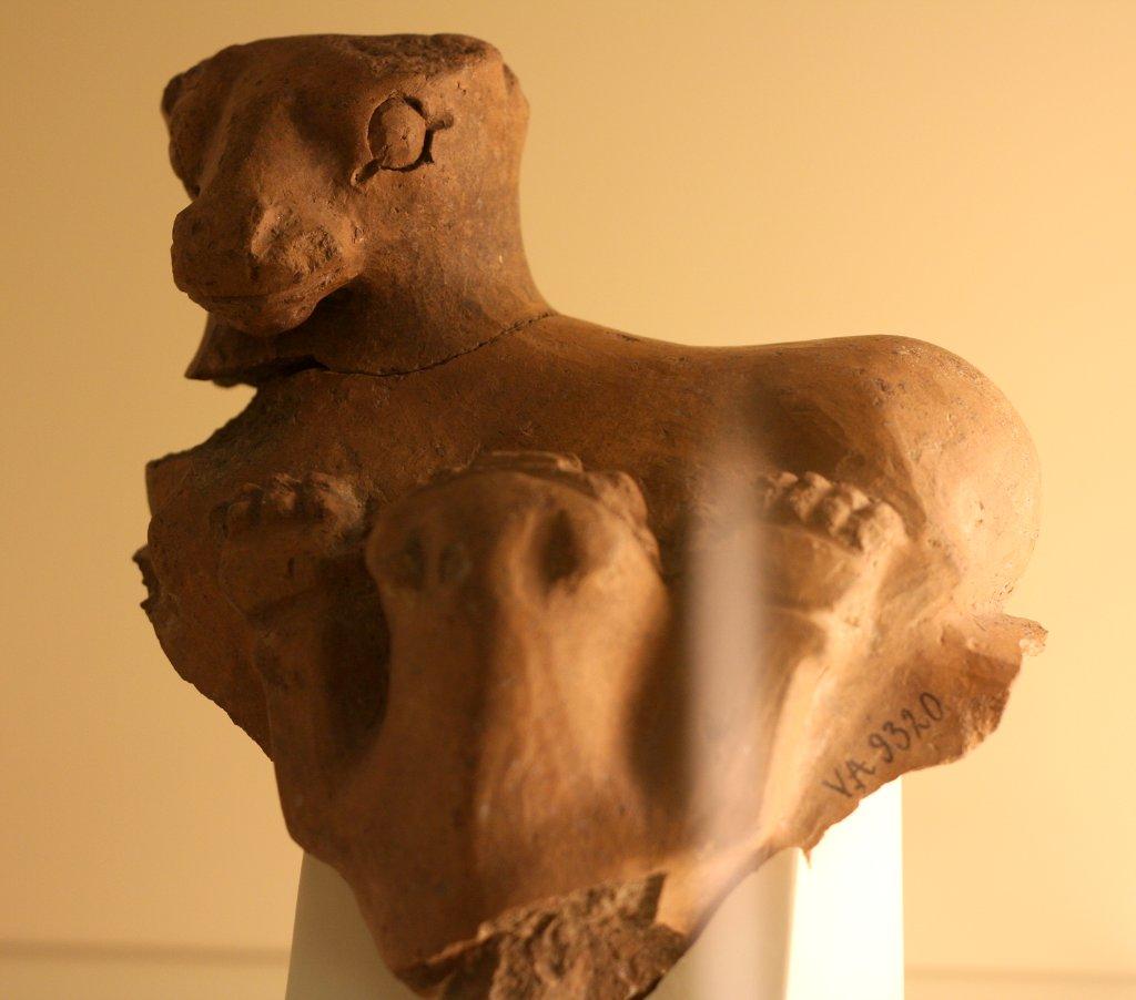 Sumerian reptile, Pergamon Museum Berlin. Photo: Sanjin Đumišić.
