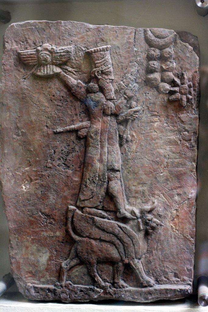 Sumerian solar system, Pergamon Museum Berlin. Photo: Sanjin Đumišić.
