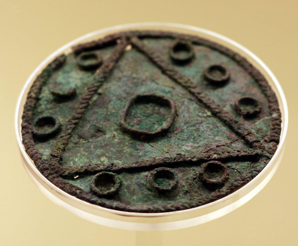 Sumerian symbol, Pergamon Museum Berlin. Photo: Sanjin Đumišić.
