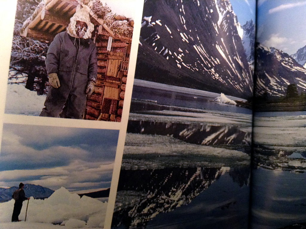 "Richard ""Dick"" Proenneke - One Man's Wilderness."