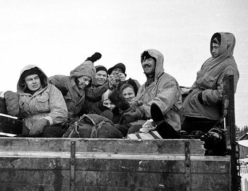 Dyatlovs Passage 1959