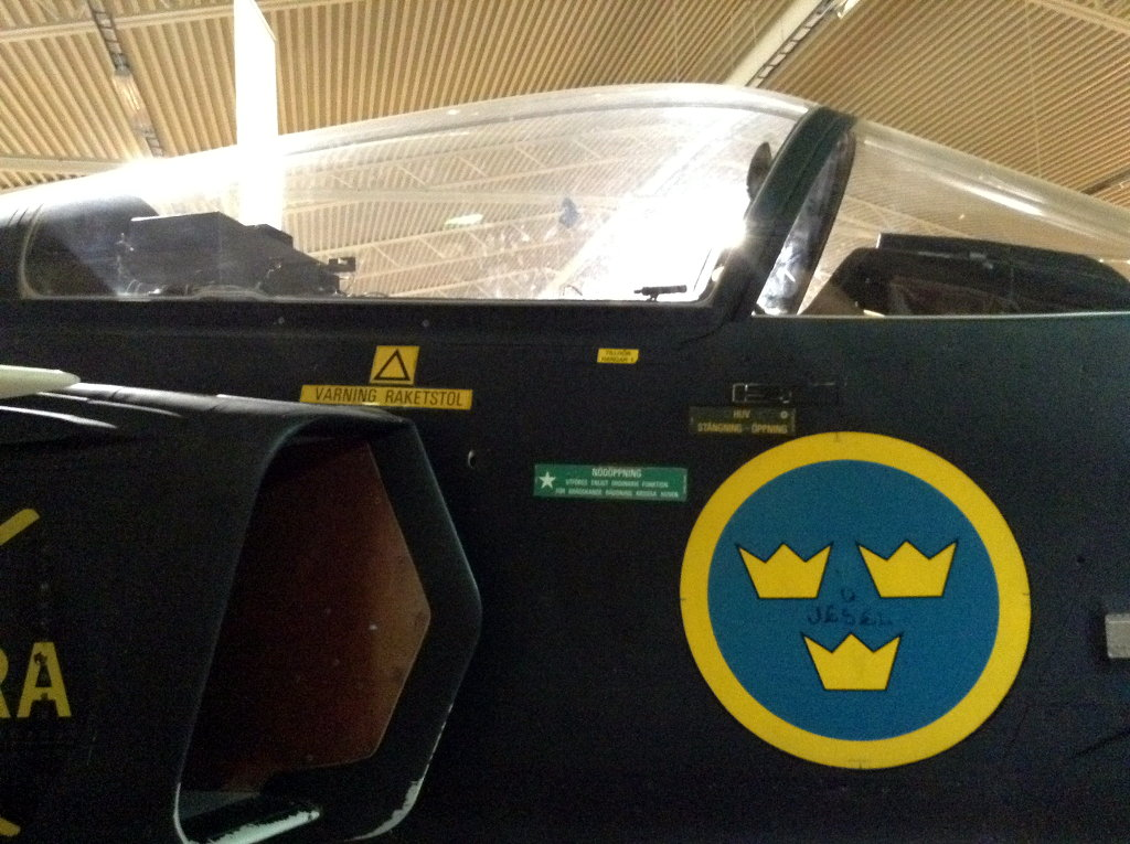 Flygvapenmuseum - Swedish Air Force Museum.