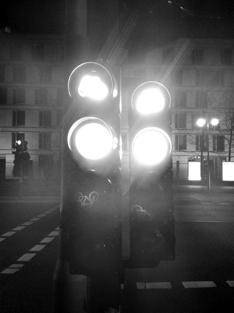Light reflections. Photo: Sanjin Đumišić.