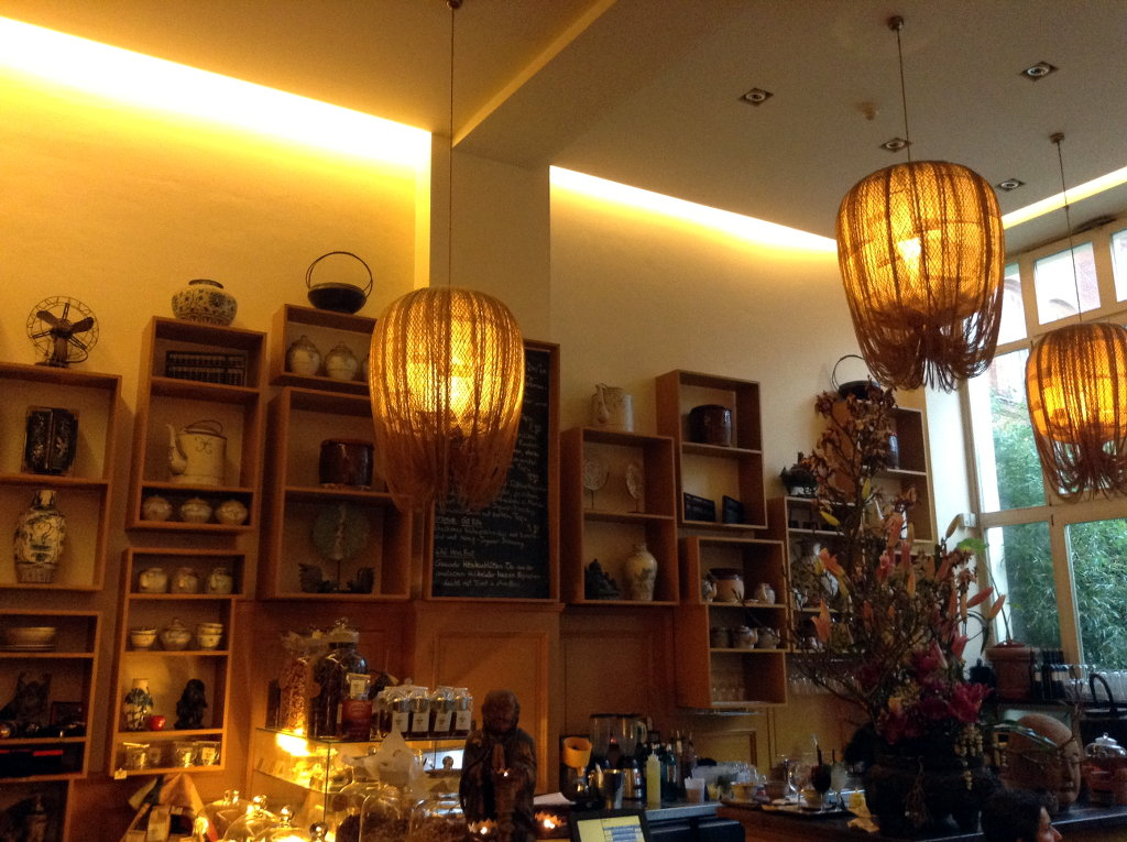 Chén Chè tea house in Berlin. Photo: Sanjin Đumišić..