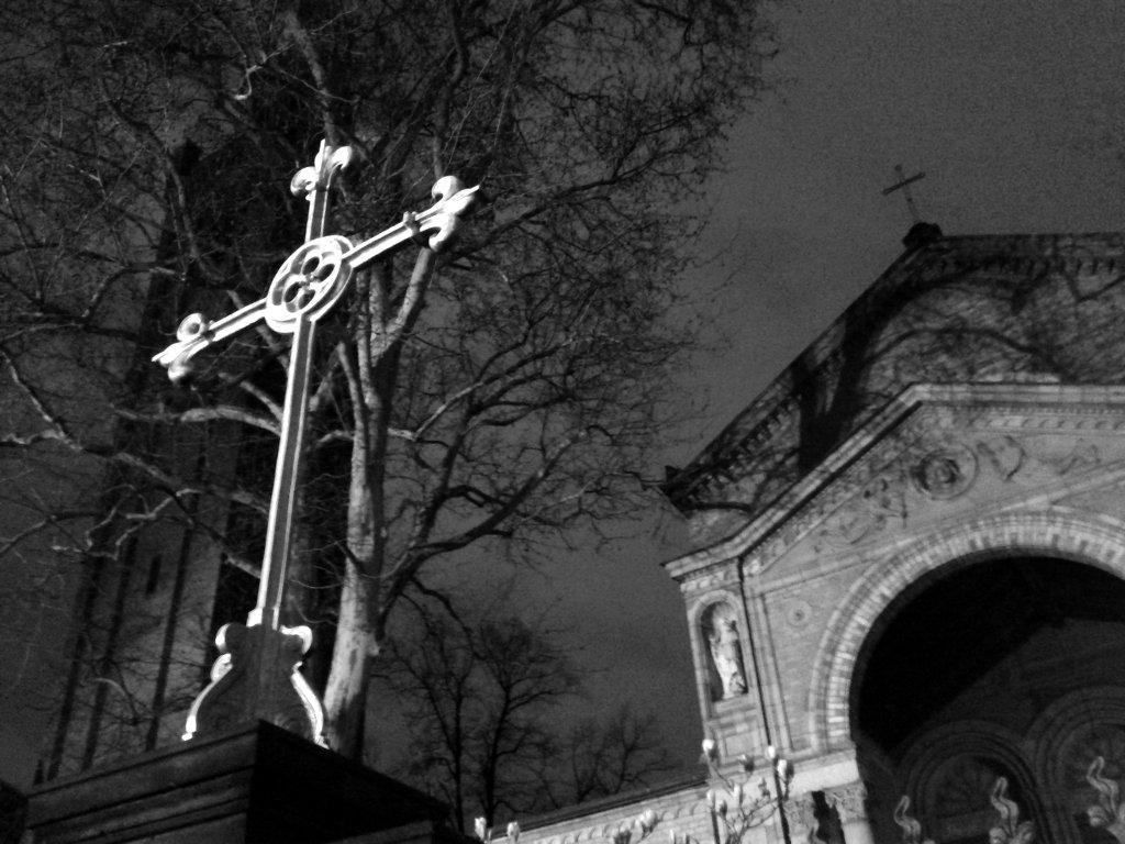 Cross. Photo: Sanjin Đumišić.