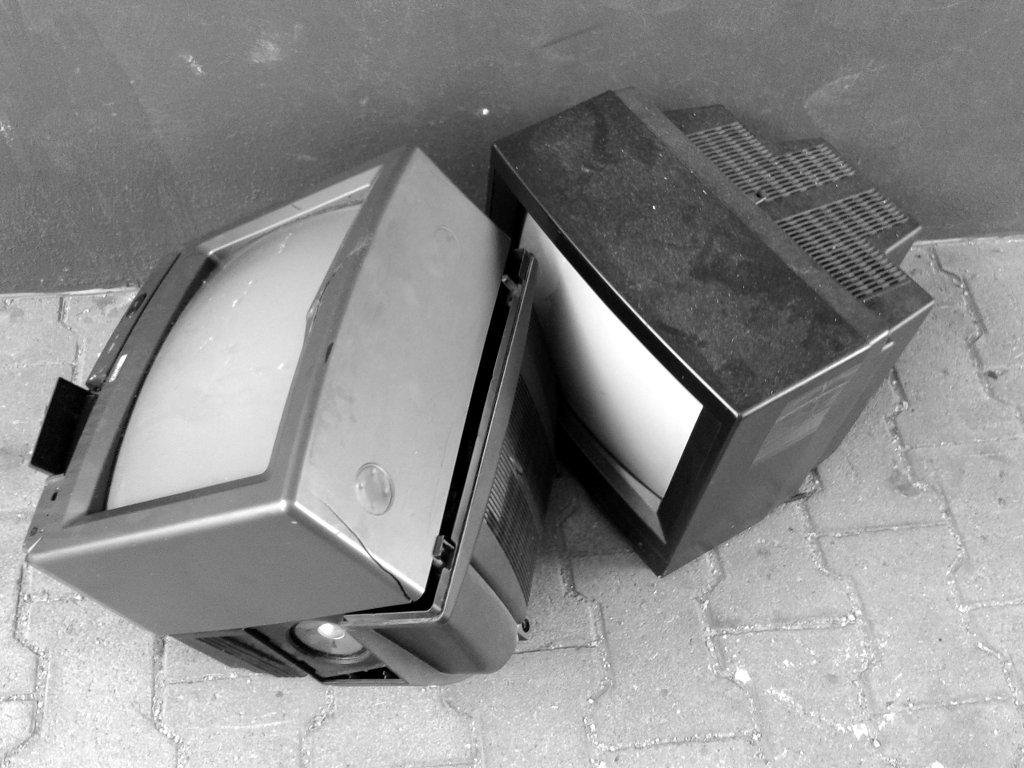 Kill the TV. Photo: Sanjin Đumišić.