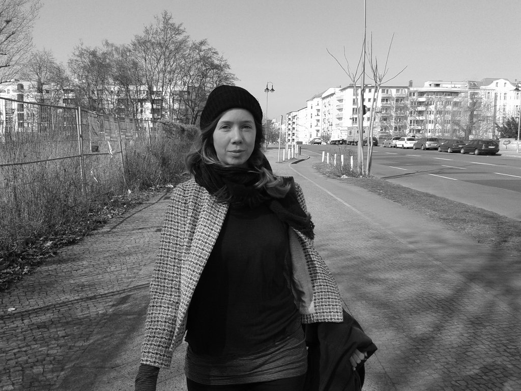 Lisa Sinclair. Photo: Sanjin Đumišić.