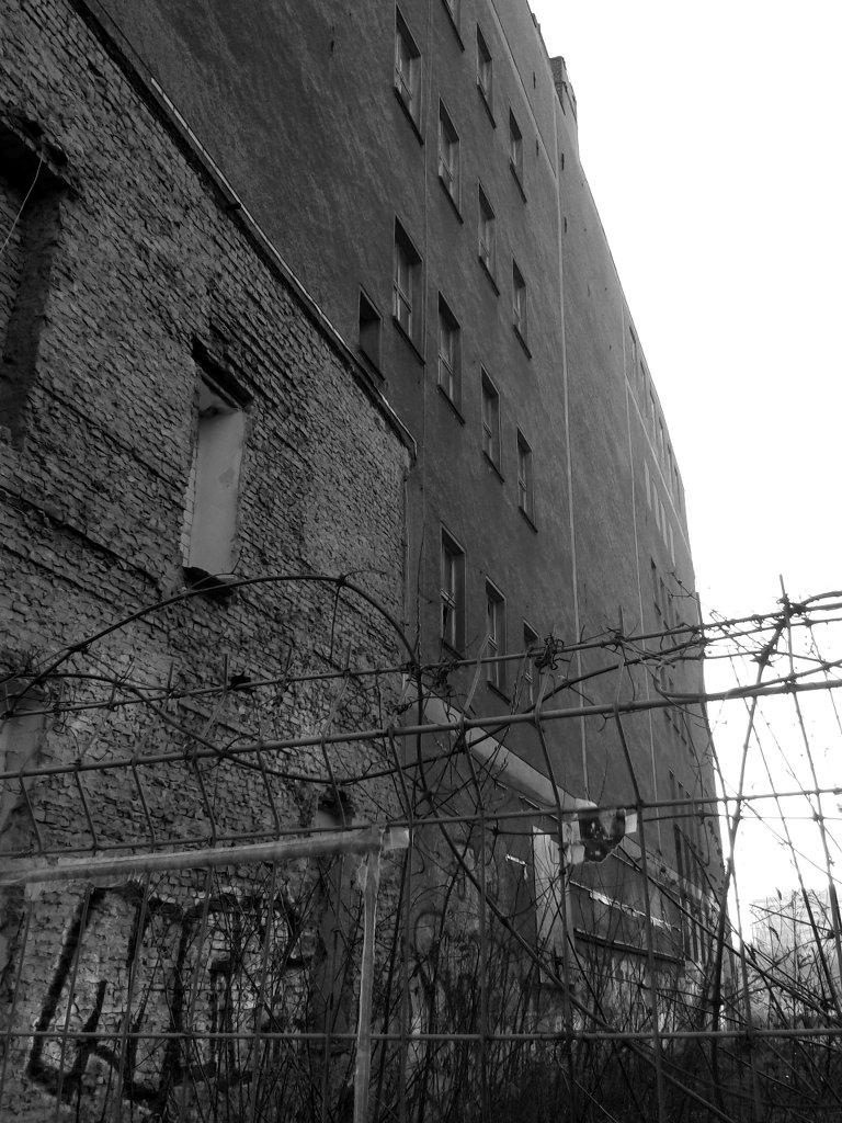 Property not in use. Photo: Sanjin Đumišić.