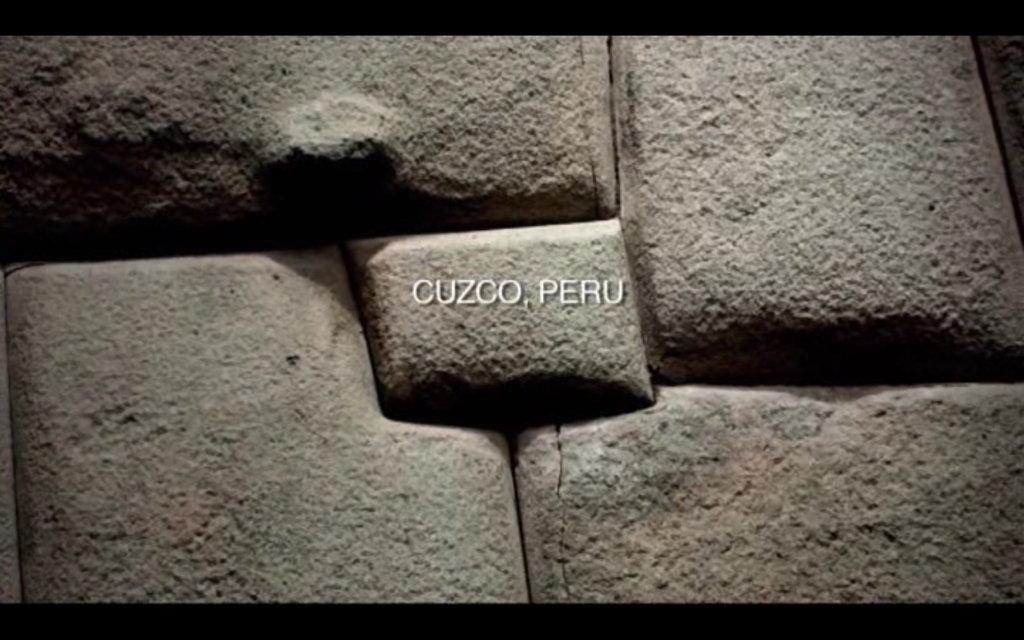 Revelation Of The Pyramids - Cuzco.