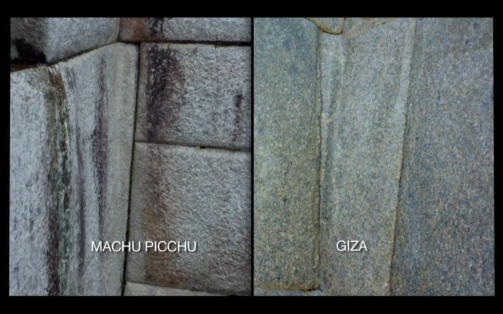 The Revelation Of The Pyramids - Machu Picchu.