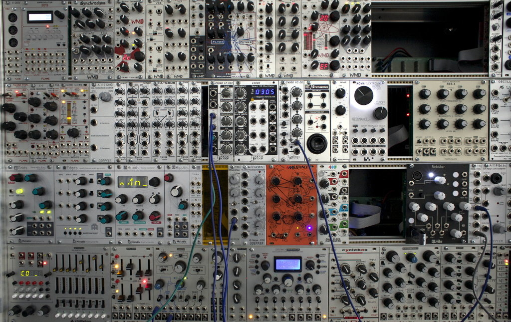 Schneidersladen – Analog & modular synths in Berlin