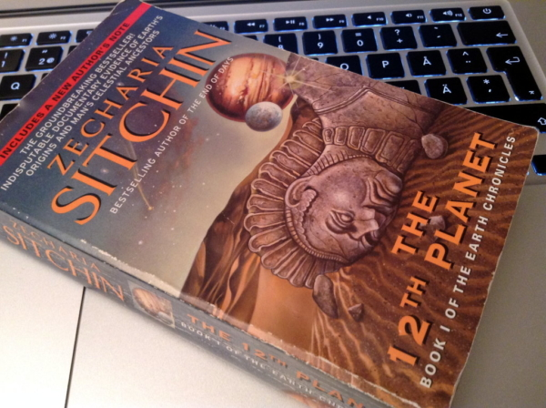 Genre of mystery that works – 12th Planet by Zecharia Sitchin