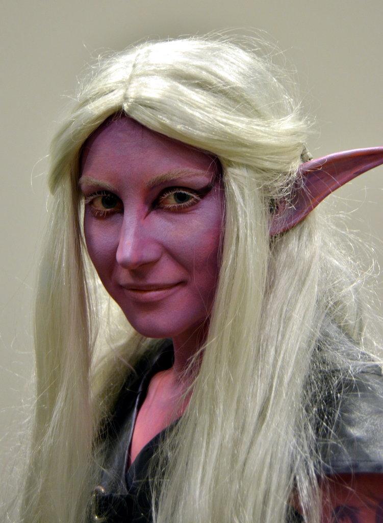 Beautiful elf. Photo: Sanjin Đumišić.