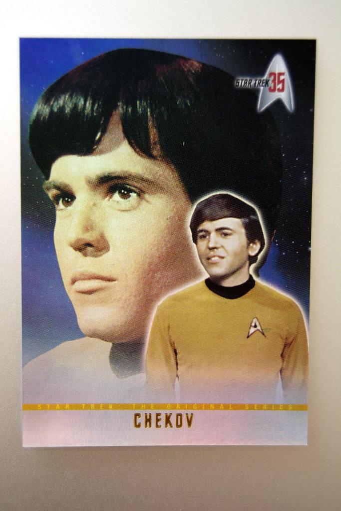Chekov.