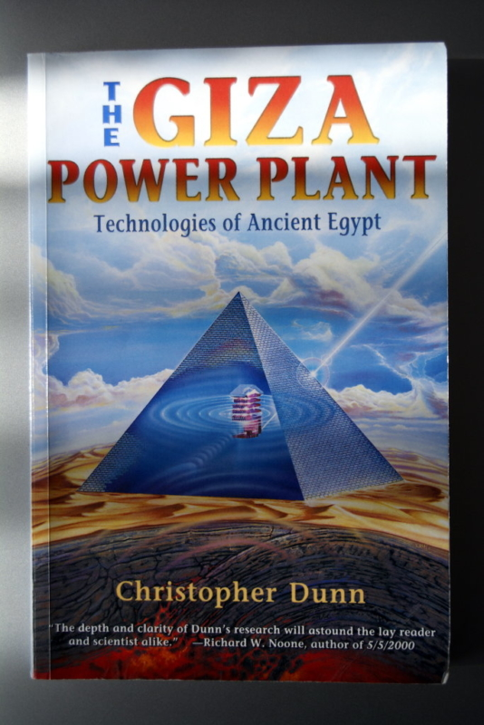 Giza Power Plant – Technologies of Ancient Egypt