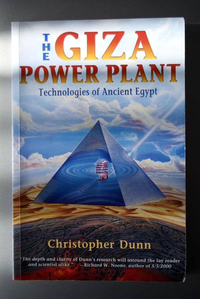 Giza Power Plant - Christopher Dunn.