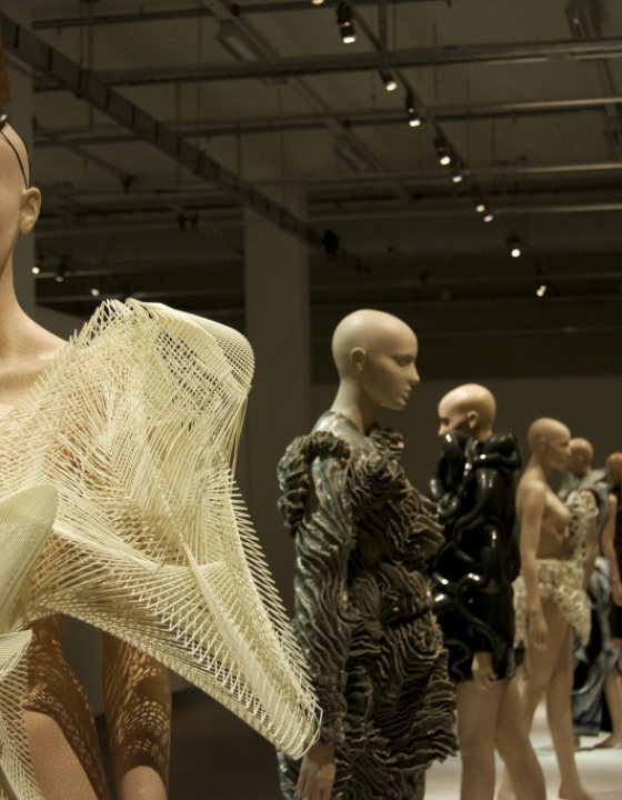 Iris van Herpen – Textile Fashion Center in Borås