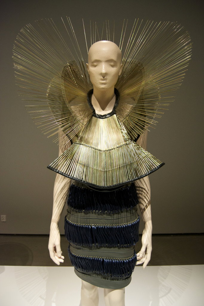 Iris Van Herpen at Textilmuseet in Borås. Photo: Sanjin Đumišić.