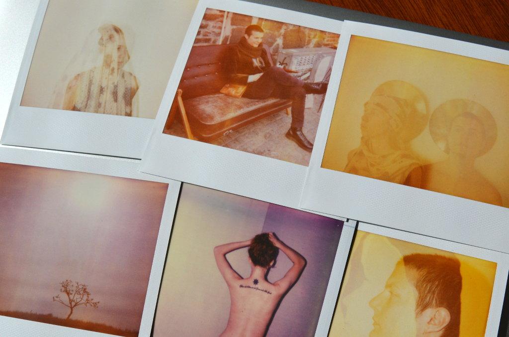 Polaroid by Sanjin Đumišić.