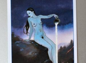 Tarot Card – The Stars