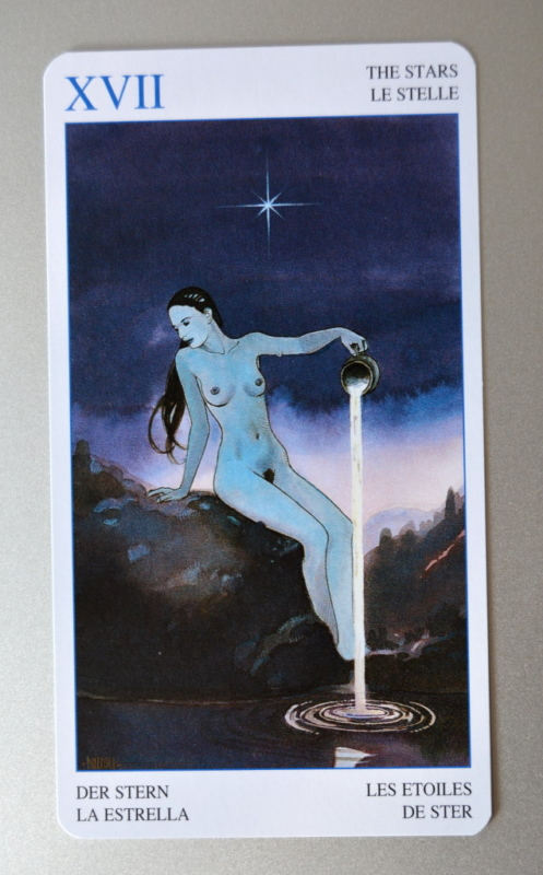 Tarot Card – The Stars