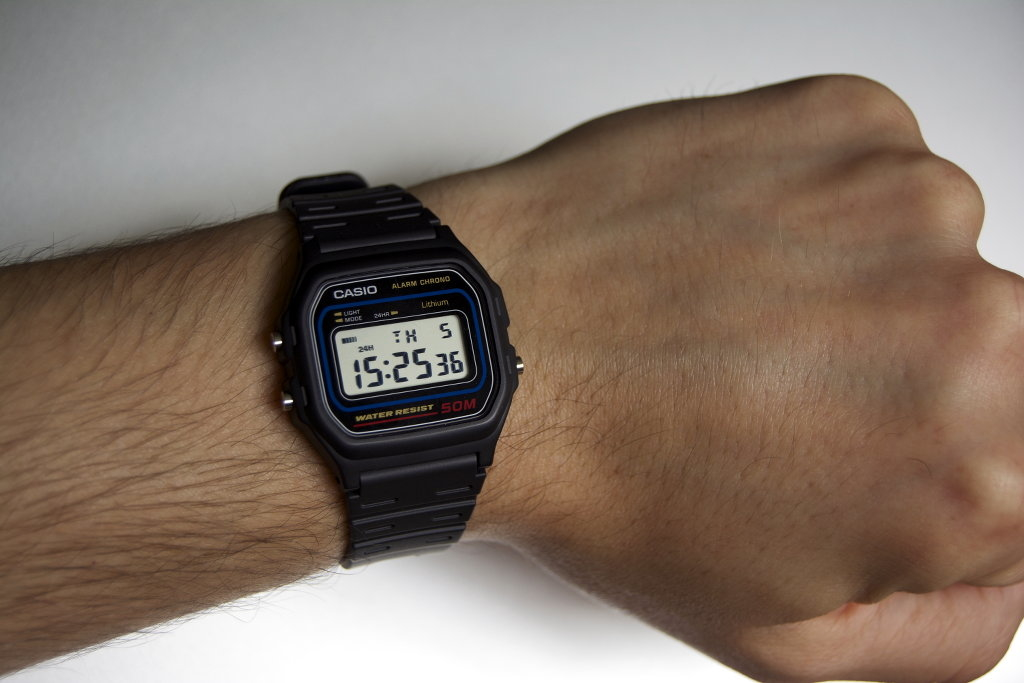 Casio classic is all you need