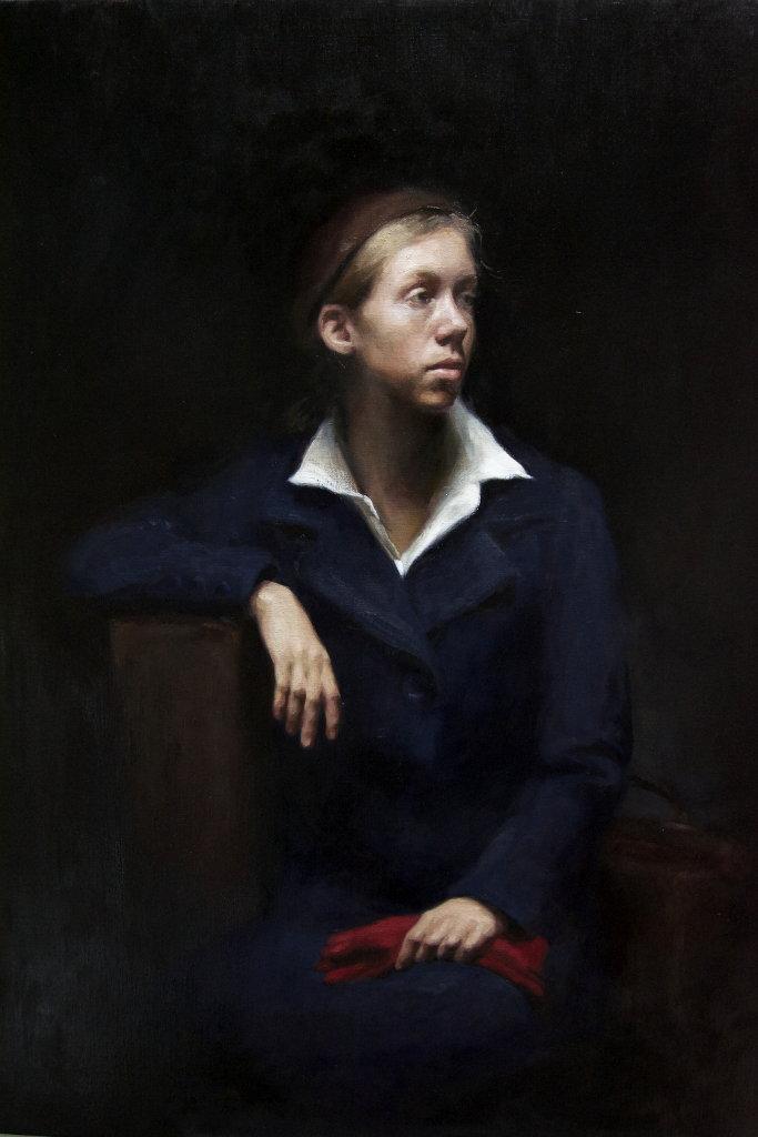 Lisa Sinclair portrait by Ingrid Thortveit. Photo: Sanjin Đumišić.