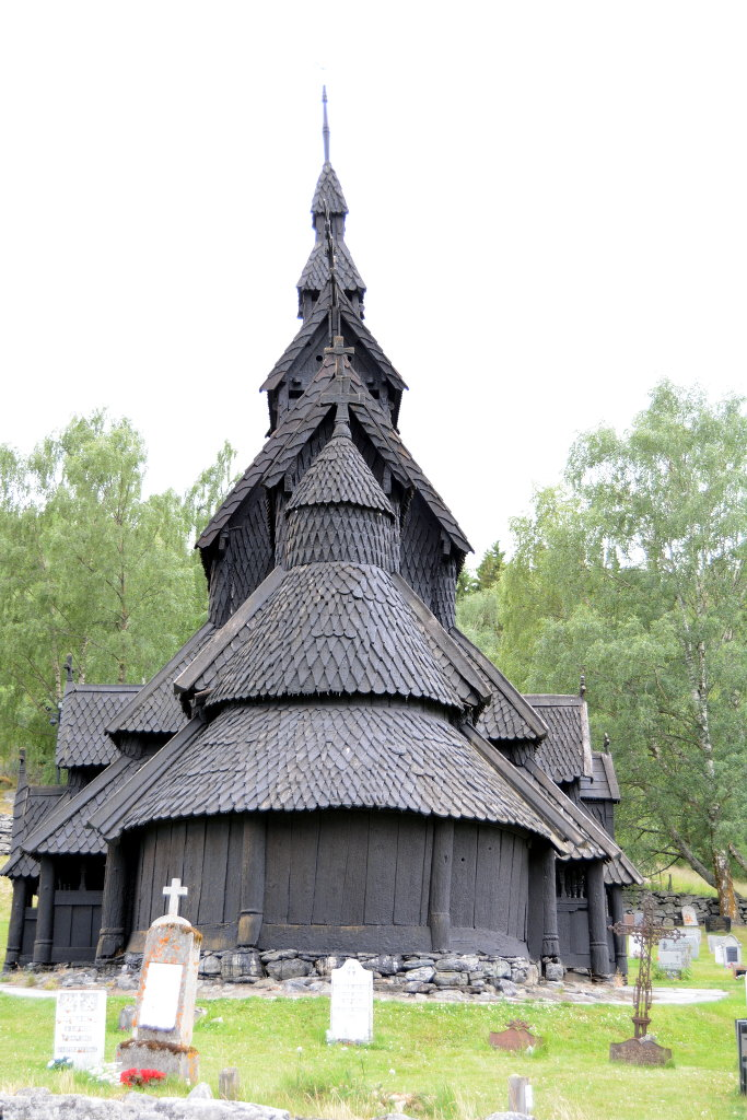 Borgund Stave Church. Photo: Sanjin Đumišić.