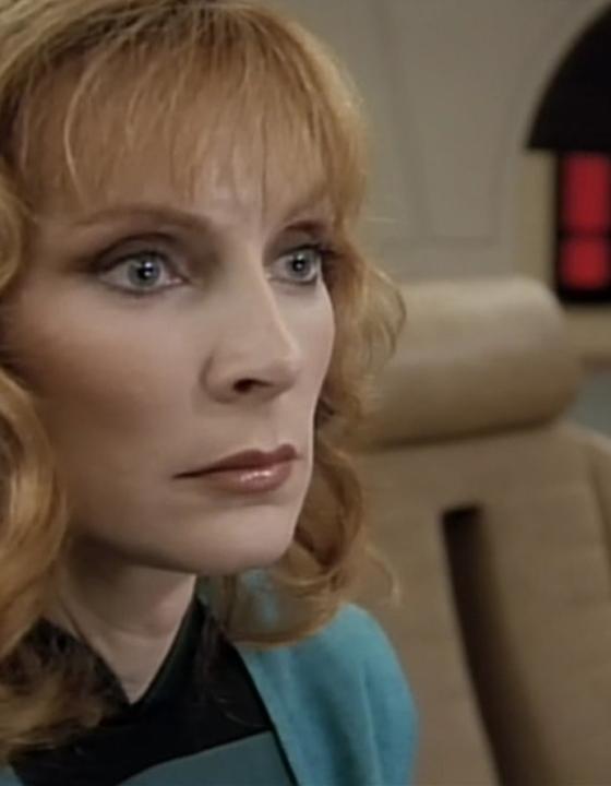 Space Crusher of the Star Trek TNG