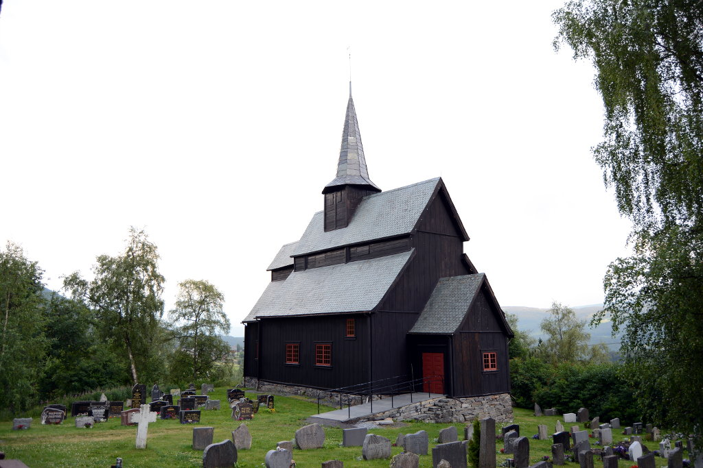 Høre stave church. Photo: Sanjin Đumišić.