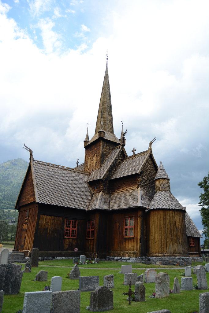 Lom stave church. Photo: Sanjin Đumišić.