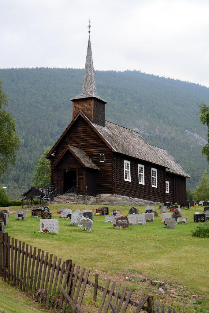 Old church in Sel. Photo: Sanjin Đumišić.
