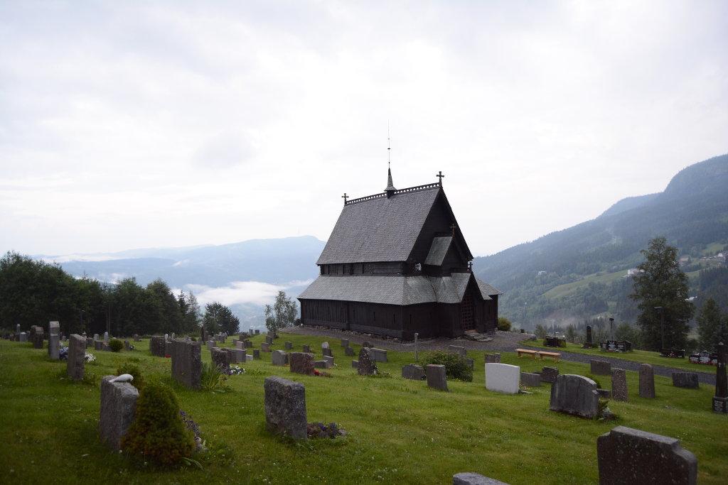 Reinli stave church. Photo: Sanjin Đumišić.