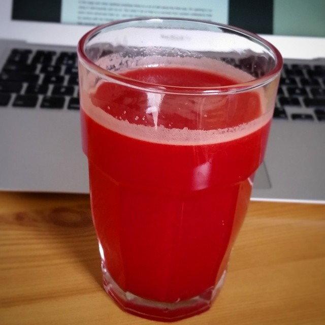 48 hour magic juice. Photo: Sanjin Đumišić.