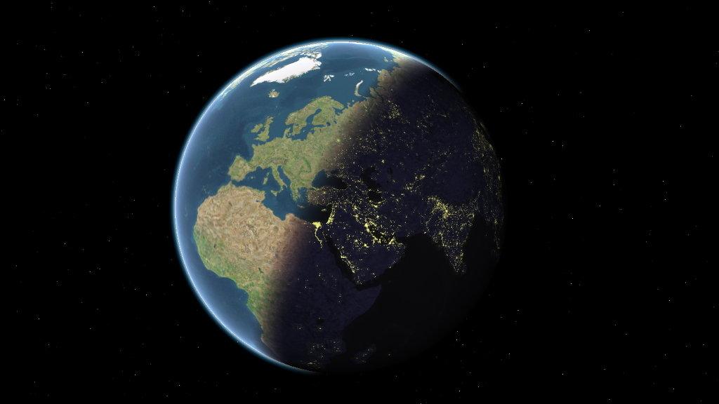 Satellite surveillance and transhumanism