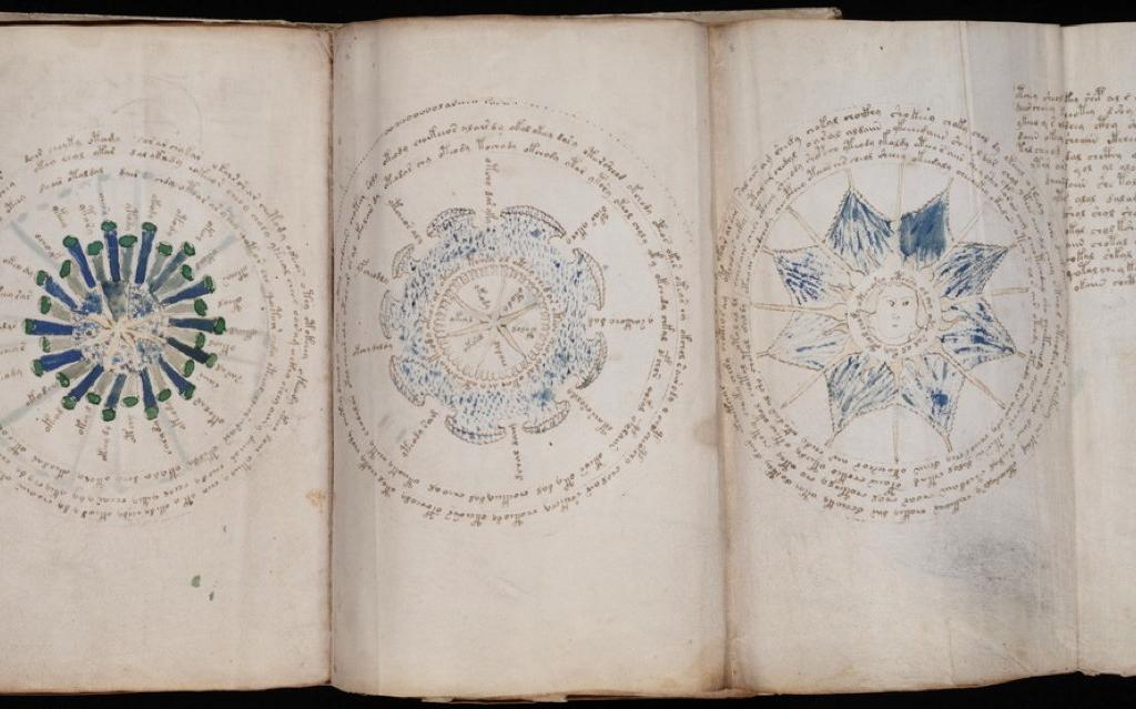 Voynich Manuscript – Complete PDF Book