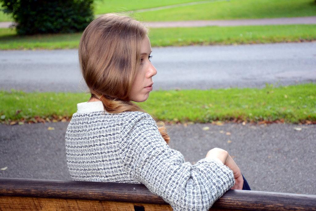 Lisa Sinclair, September portrait. Photo: Sanjin Đumišić.