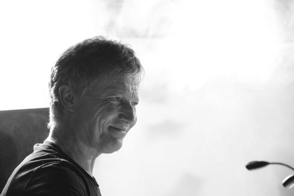 Michael Rother. Photo: Sanjin Đumišić.