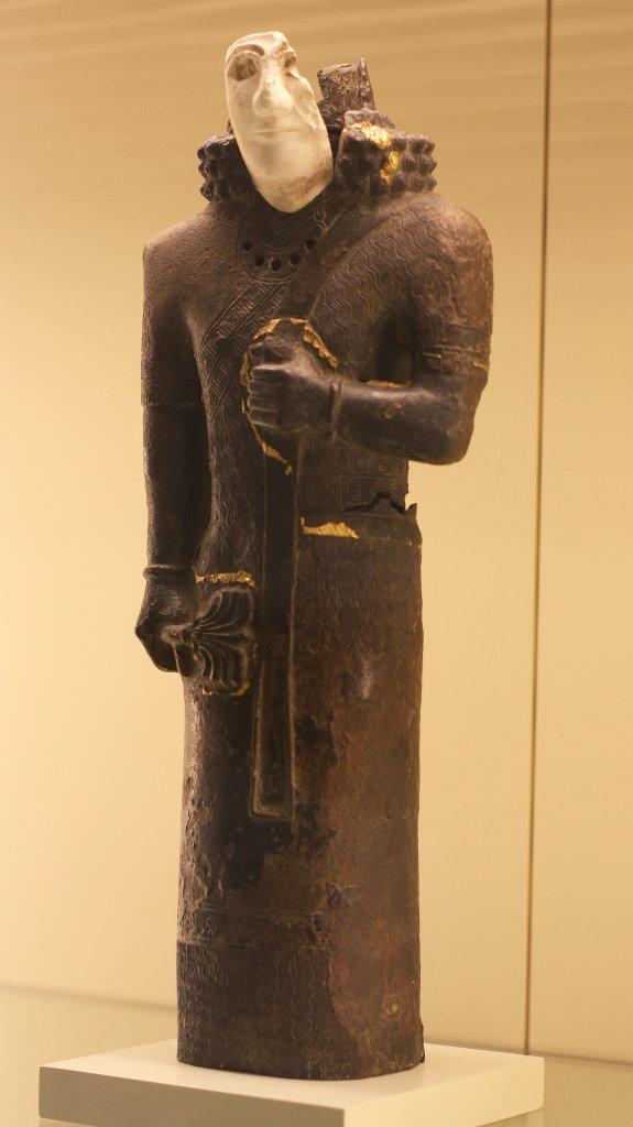 Pergamon Museum in Berlin – Small statues. Photo: Sanjin Đumišić.