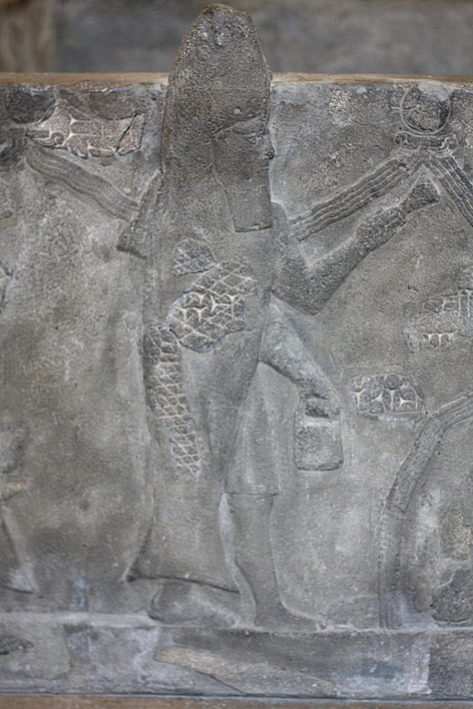 Sumerian Dagon. Sumerian Ouroboros. Photo: Sanjin Đumišić.