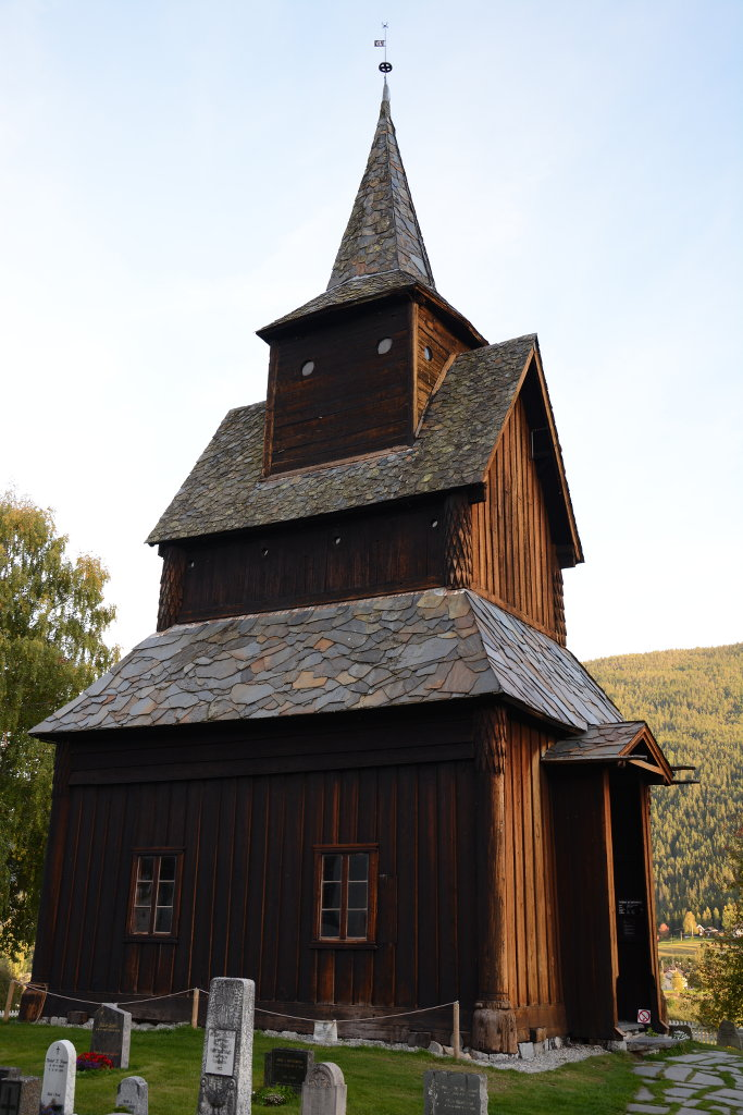 Torpo stave church. Photo: Sanjin Đumišić.